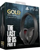 Gold Wireless Headset edycja limitowana The Last Of Us Part II