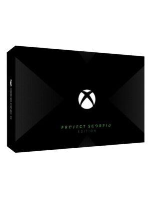 Xbox One X Edycja Project Scorpio