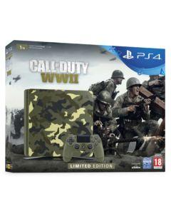 Playstation 4 Slim Limitowana edycja Call Of Duty: WWII