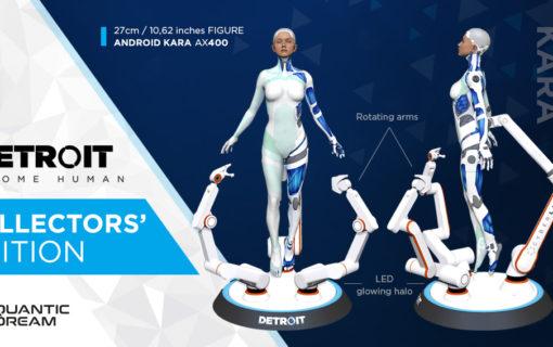 Detroit Become Human na PC z kolekcjonerskim wydaniem