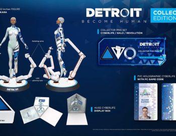 Kolekcjonerka Detroit: Become Human na Amazonie. Poznaliśmy datę premiery i cenę