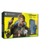 Konsola Xbox One X limitowana edycja Cyberpunk 2077
