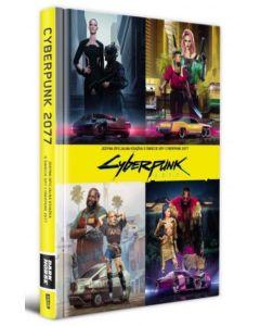 Cyberpunk 2077 Oficjalna Książka o Świecie Gry