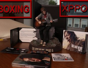 Edycja kolekcjonerska The Last Of Us Part II na unboxingu