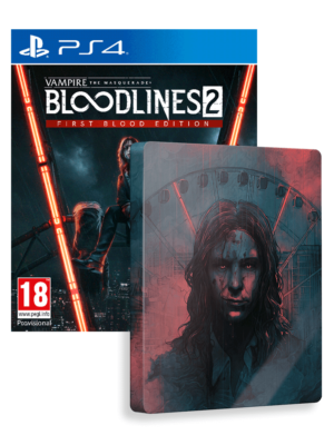 Vampire: The Masquerade – Bloodlines 2: Unsanctioned Edition