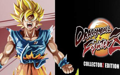 Edycja kolekcjonerska Dragon Ball FighterZ