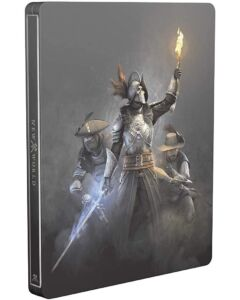 New World Steelbook