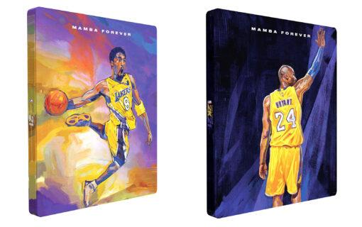 NBA 2K21 z dwoma Steelbookami