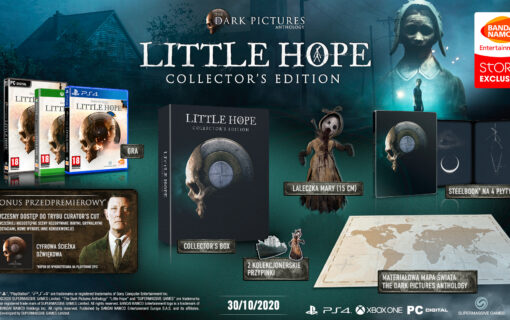 Dwa specjalne wydania The Dark Pictures Anthology: Little Hope