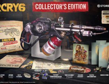 Ubisoft ujawnia kolekcjonerkę Far Cry 6