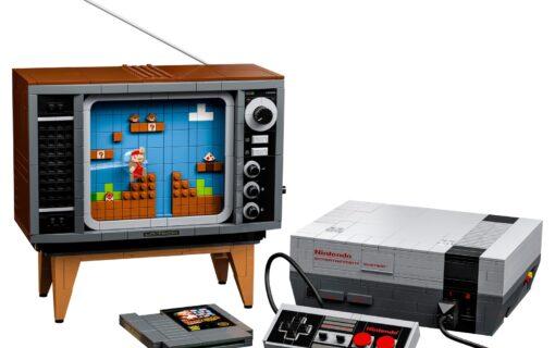Nowy zestaw LEGO Nintendo Entertainment System