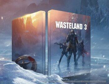 Wasteland 3 z bonusowym Steelbookiem