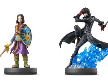 Figurki amiibo Hero i Joker dostępne w przedsprzedaży