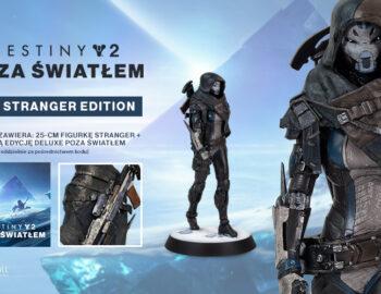Specjalne wydanie Destiny 2 Poza Światłem The Stranger Edition dostępne w Polsce