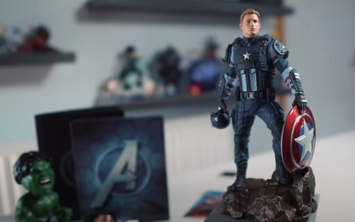 Unboxing kolekcjonerskiej edycji Marvel's Avengers