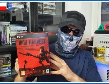 Zawartość kolekcjonerki Iron Harvest na unboxingu