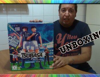 Debiutująca dziś kolekcjonerka Captain Tsubasa Rise of New Champions doczekała się unboxingów