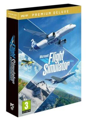 Flight Simulator Premium Deluxe