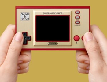 Nintendo zapowiada Game & Watch: Super Mario Bros.