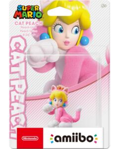 Amiibo Super Mario – Cat Peach