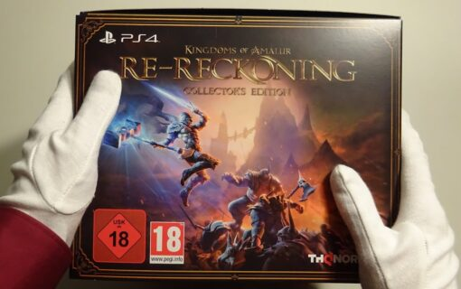 Edycja Kolekcjonerska Kingdoms of Amalur Re-Reckoning – unboxing