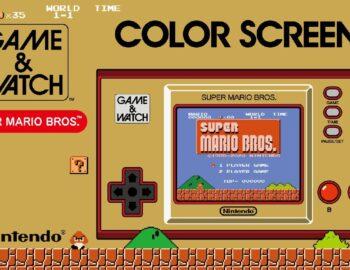 Ruszyła przedsprzedaż Game & Watch: Super Mario Bros. w Polsce
