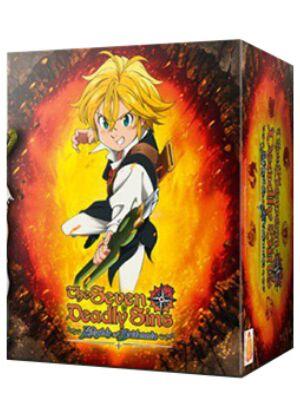 Seven Deadly Sins: Wrath of the Dragon's Sin Edycja Kolekcjonerska