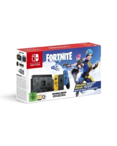 Konsola Nintendo Switch Fortnite Special Edition