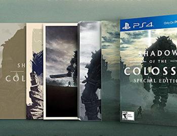 Zapowiedziano specjalną edycję Shadow of the Colossus