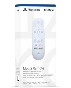 Pilot Playstation 5 Media Remote