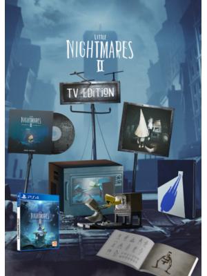 Little Nightmares II Edycja Kolekcjonerska TV Edition