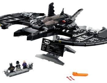 Batwing z 1989 roku w nowym zestawie LEGO