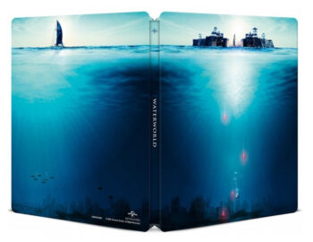 Steelbook z filmem Wodny świat w 4K dostępny w przedsprzedaży