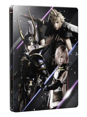 Dissidia Final Fantasy NT Steelbook