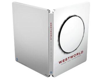 Steelbook z 3 sezonem Westworld w 4K dostępny w przedsprzedaży