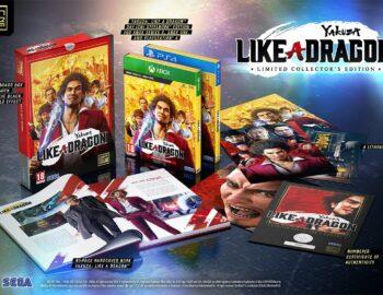 Yakuza: Like a Dragon z limitowaną kolekcjonerką od Pix'n Love