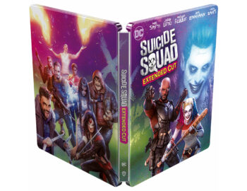 Steelbook z Legionem samobójców na 4K dostępny w przedsprzedaży