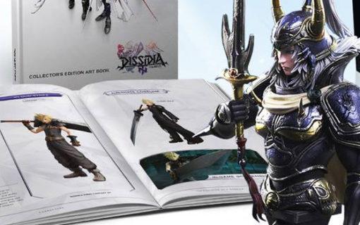 Dissidia Final Fantasy NT Edycja Kolekcjonerska Ultimate i Edycja Steelbook