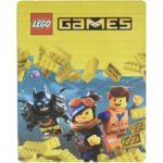 Lego Games Steelbook za około 20 zł z wysyłką na Amazonie