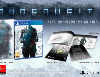 Fahrenheit z fizycznym wydaniem na PS4 z okazji 15-ej rocznicy premiery