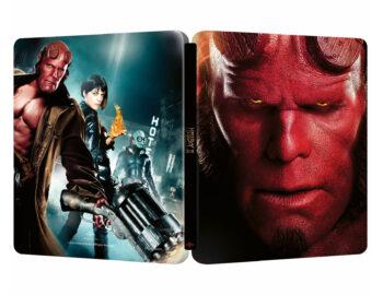 Steelbook z filmem Hellboy: Złota armia w 4K  – ruszyła przedsprzedaż