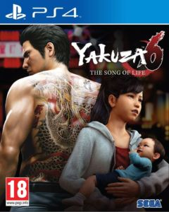 Yakuza 6: The Song of Life Essence of Art Edition