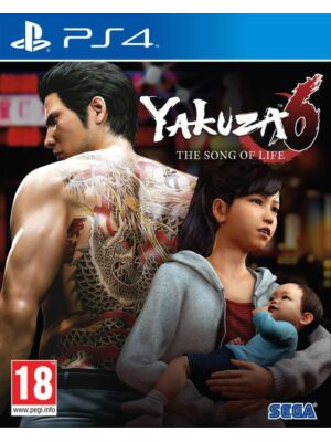 Yakuza 6: The Song of Life Essence of Art Edition
