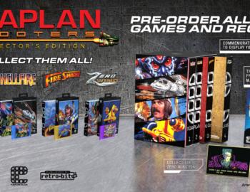 Strzelanki Toaplan w kolekcjonerskich wydaniach na Sega Mega Drive