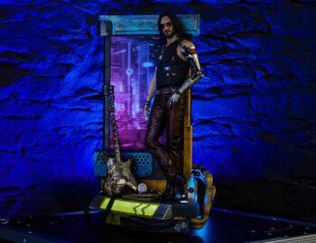 Cyberpunk 2077 – limitowana figurka Johnny'ego Silverhanda od Pure Arts