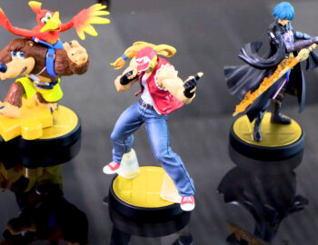 Banjo-Kazooie, Byleth i Terry Bogard – nowe figurki amiibo