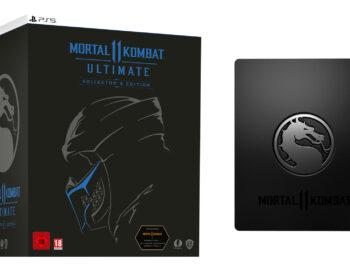 Kolekcjonerka Mortal Kombat 11 Ultimate z maską Sub-Zero