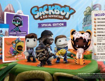 Specjalna Edycja Sackboy: A Big Adventure dostępna w Polsce
