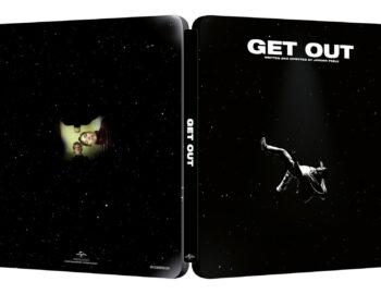 Steelbook z filmem Uciekaj! w 4K – ruszyła przedsprzedaż