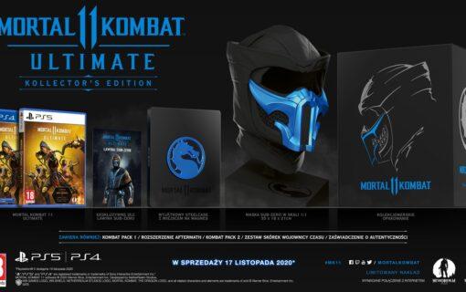 Wystartowała przedsprzedaż kolekcjonerki Mortal Kombat 11 Ultimate